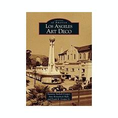 Los Angeles Art Deco - Carte in engleza