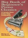 Big Book of Beginner's Piano Classics: 83 Favorite Pieces in Easy Piano Arrangements, F. Schubert