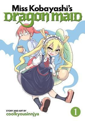 Miss Kobayashi's Dragon Maid Vol. 1 foto mare