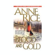 Blood and Gold - Carte in engleza