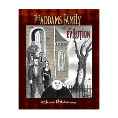 The Addams Family: An Evilution - Carte in engleza