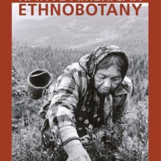 Native American Ethnobotany - Carte in engleza
