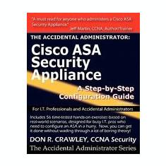 The Accidental Administrator: Cisco Asa Security Appliance - Carte in engleza