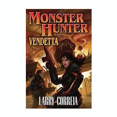 Monster Hunter Vendetta - Carte in engleza