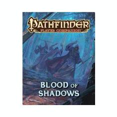 Pathfinder Player Companion: Blood of Shadows - Carte in engleza
