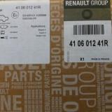 Set placute frana fata Renault Megane 2, An Fabricatie: 2006, Benzina