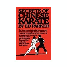 Secrets of Chinese Karate - Carte in engleza