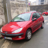 Peugeot 206 din 2008, 1.4 benzina, 138428 km., 1396 cmc