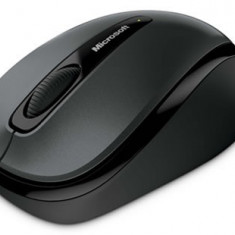 Mouse MICROSOFT; model: Mobile 3500; NEGRU; USB; WIRELESS