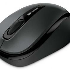 Mouse MICROSOFT; model: Mobile 3500; NEGRU; USB; WIRELESS