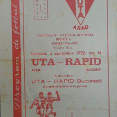 Program    UTA   -  Rapid