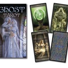 The Ghost Tarot - Carte in engleza