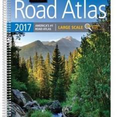 2017 Road Atlas Large Scale: Lsra - Harta Rutiera