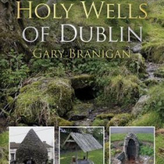 Ancient and Holy Wells of Dublin - Carte in engleza