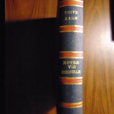 Notre vie sexuelle. Ses problemes - Ses solutions - Fritz Kahn (1937) - Carte veche