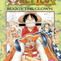 One Piece, Volume 2: Buggy the Clown - Carte in engleza