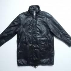 Geaca piele naturala Real Leather by Leatherstyle;marime 40, vezi dim.;impecabila - Geaca barbati, Culoare: Din imagine