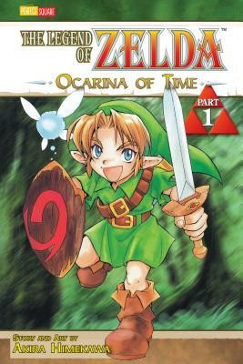 The Legend of Zelda, Volume 1: Ocarina of Time foto
