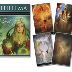 Thelema Tarot - Carte in engleza