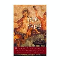 Quo Vadis? - Carte in engleza
