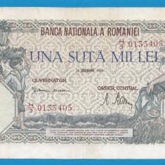 100000 lei 1946 20 decembrie 15 - Bancnota romaneasca
