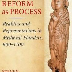 Monastic Reform as Process: Realities and Representations in Medieval Flanders, 900-1100 - Carte in engleza