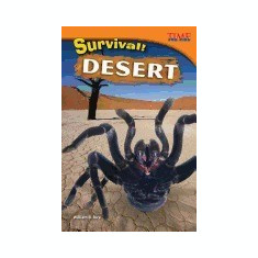 Survival! Desert - Carte in engleza