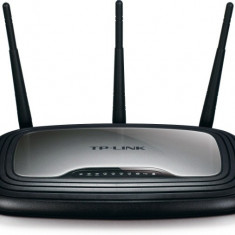 ROUTER TP-LINK; model: TL-WR2543ND; MANAGEMENT; WIRELESS; PORTURI: 4 x RJ-45 10/100/1000 - Router wireless