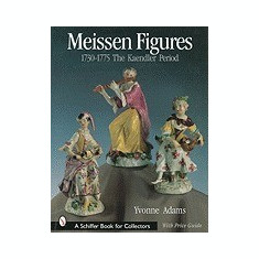 Meissen Figures 1730-1775: The Kaendler Years - Carte in engleza