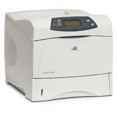 Imprimanta HP LaserJet 4250, incompleta, Pentru Dezmembrari