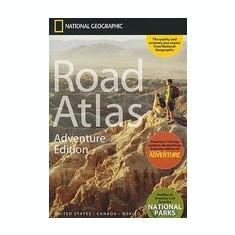 Road Atlas United States, Canada, Mexico - Harta Rutiera
