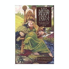 The Druid Craft Tarot: Use the Magic of Wicca and Druidry to Guide Your Life [With 78 Card Deck of Tarot Cards] - Carte ezoterism
