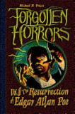 Forgotten Horrors Vol. 8: The Resurrection of Edgar Allan Poe