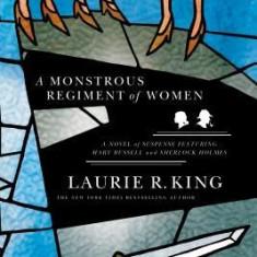 A Monstrous Regiment of Women - Carte in engleza