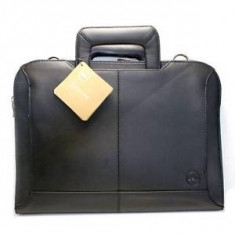 Genuine DELL Executive Leather Attache XPS 11 12 13 Laptop Case - Geanta laptop Dell, Geanta