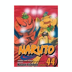 Naruto, Volume 44 - Carte in engleza
