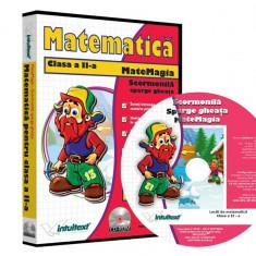 Matematica clasa a ii-a vol.i - Soft pentru copii
