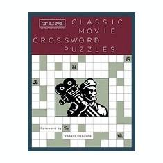 TCM Classic Movie Crossword puzzles - Carte in engleza