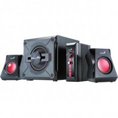 BOXE GENIUS model: SW-G2.1 (2.1); 20W - Boxa activa