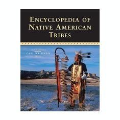 Encyclopedia of Native American Tribes - Carte in engleza