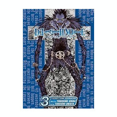 Death Note, Volume 3 - Carte in engleza