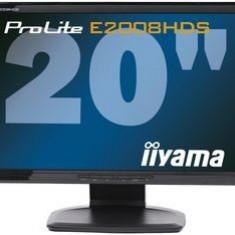 MONITOR IIYAMA; model: PROLITE E2008HDS-B1; 20