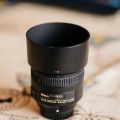 Nikon AF-S NIKKOR 85mm f/1.8G - Obiectiv DSLR