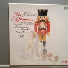 TSCHAIKOWSKY - THE NUTECRACKER - Complete 2LP BOXSET(1986/Capriccio/RFG) - Vinil, Columbia