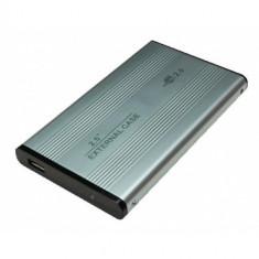 Logilink HDD ENCLOSER;IDE la USB 2.0, Aluminiu UA0040A - Rack HDD