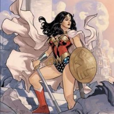 Wonder Woman: A Celebration of 75 Years - Carte in engleza