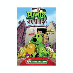 Plants vs. Zombies: Grown Sweet Home - Carte in engleza