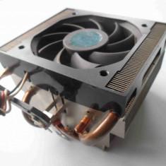 Cooler AMD socket AM2 AM2+ AM3 Heatpipes baza cupru - Cooler PC AMD, Pentru procesoare