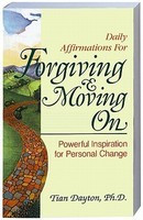 Daily Affirmations for Forgiving and Moving on foto mare