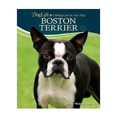 Boston Terrier [With DVD] - Carte in engleza